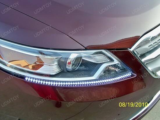 Ford - Taurus - Audi - style - LED - strip - lights - 5